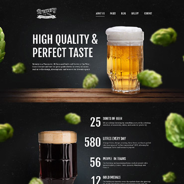 Website Template № 57811
