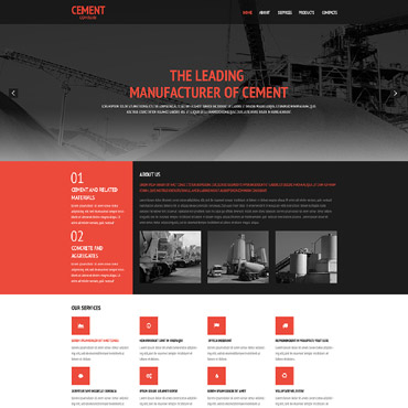 Website Template № 57846