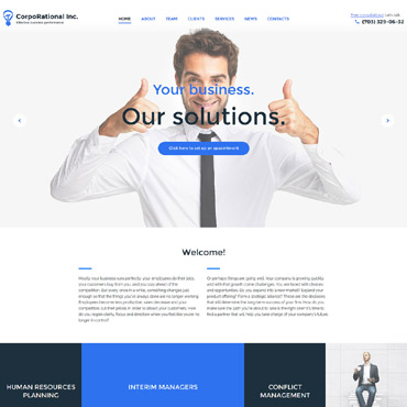 Website Template № 57866