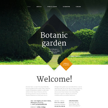 Website Template № 57871