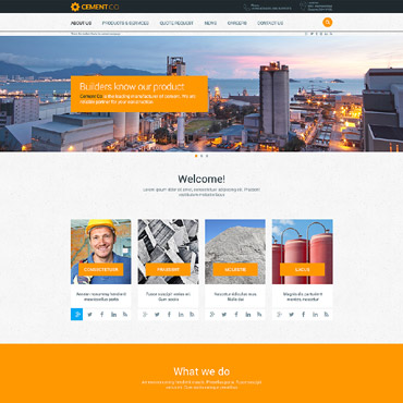 Website Template № 57896