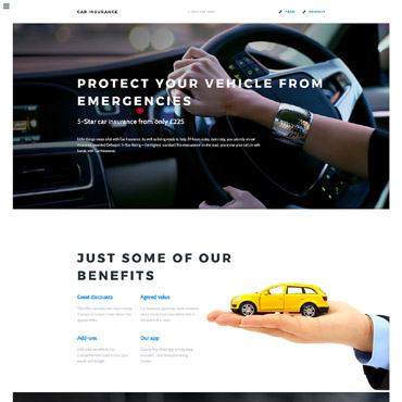 Website Template № 57916