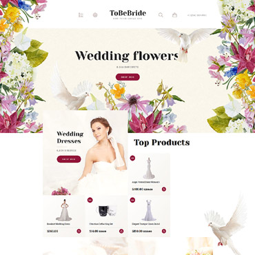 Website Template № 57929