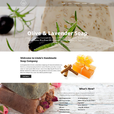 Website Template № 57931