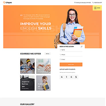 Website Template № 57938