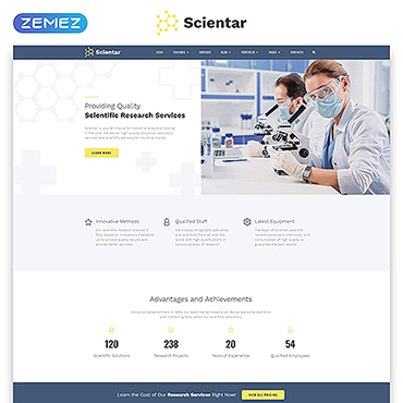 Website Template № 57942
