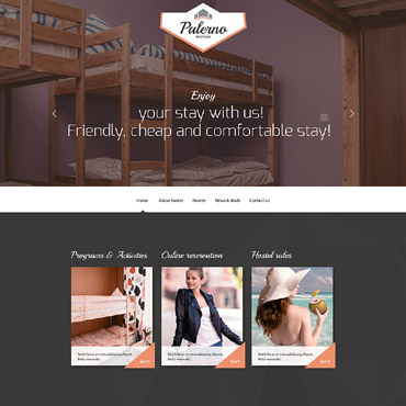 Website Template № 57957
