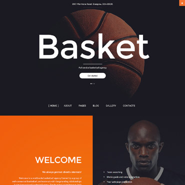 Website Template № 57983