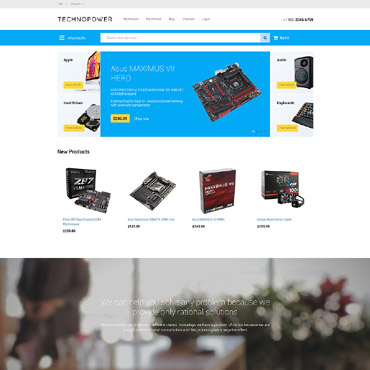 Website Template № 57988