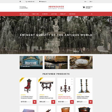 Website Template № 57999