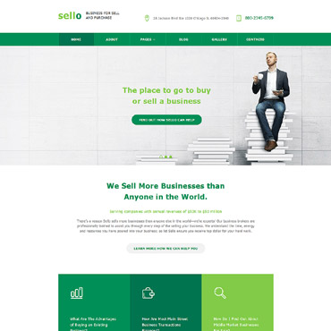 Website Template № 58013