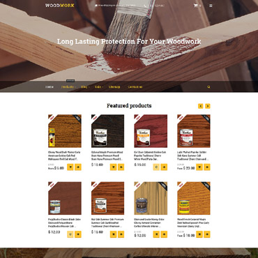 Website Template № 58051