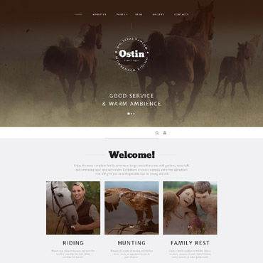 Website Template № 58082