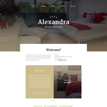 Website Template № 58083