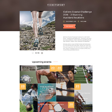 Website Template № 58100