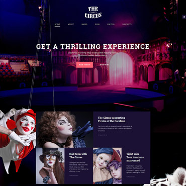 Website Template № 58147