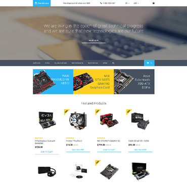 Website Template № 58174