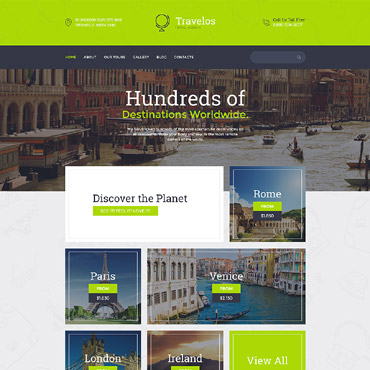 Website Template № 58200