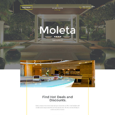 Website Template № 58247