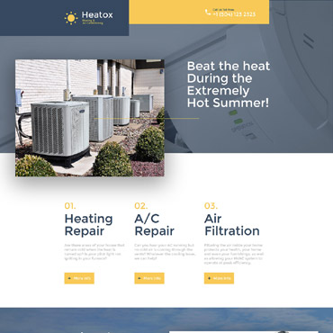 Website Template № 58252