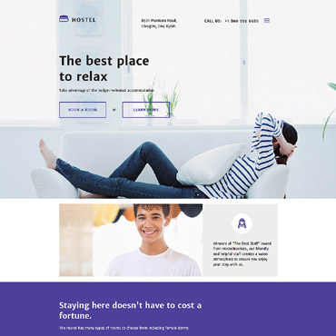 Website Template № 58253