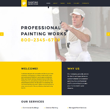 Website Template № 58266