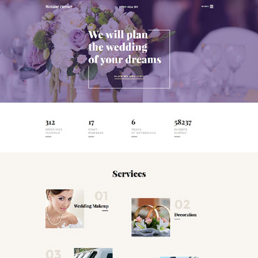 Website Template № 58268