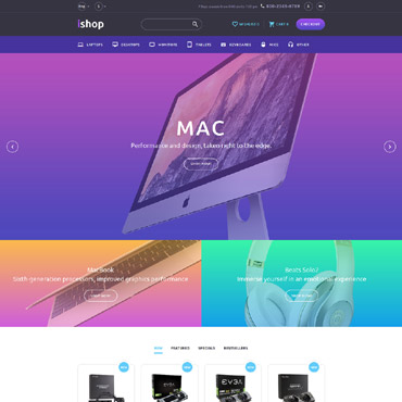 Website Template № 58281