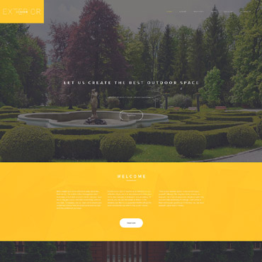 Website Template № 58289