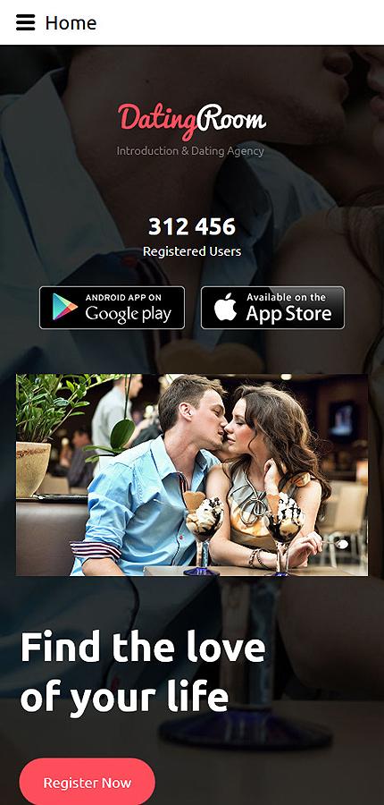 Plantilla para joomla - Categoría: Citas - versión para Smart Phone (Responsive)