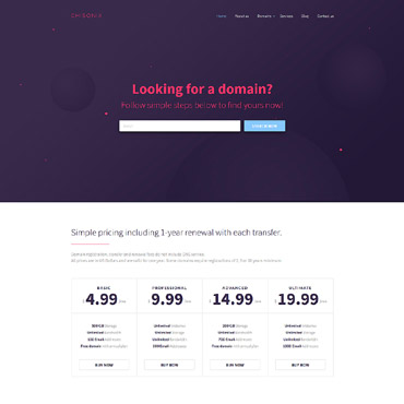 Website Template № 58331