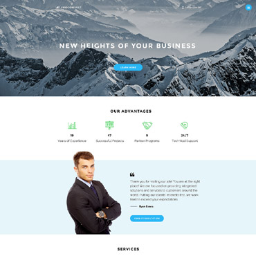 Website Template № 58333