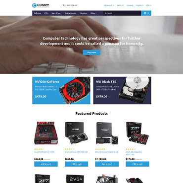 Website Template № 58339