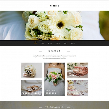 Website Template № 58415