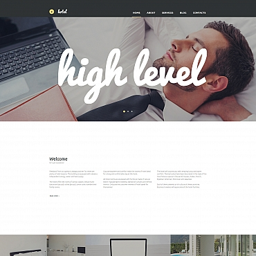Website Template № 58429