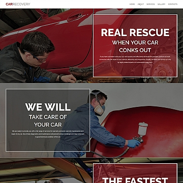 Website Template № 58432