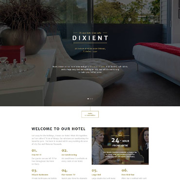 Website Template № 58443