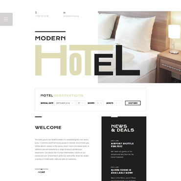 Website Template № 58444