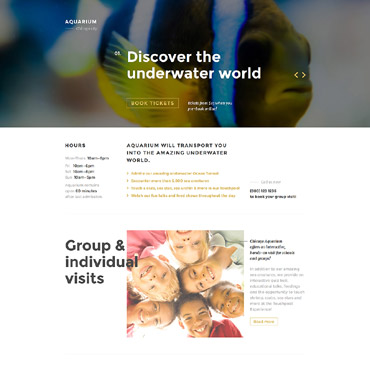Website Template № 58453