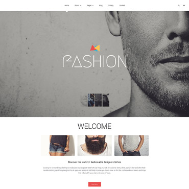 Website Template № 58466
