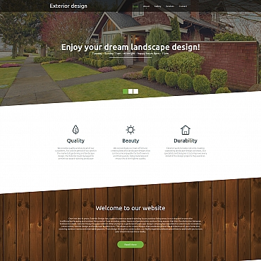 Website Template № 58476