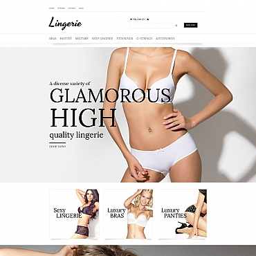 Template MotoCMS Ecommerce Templates #58482