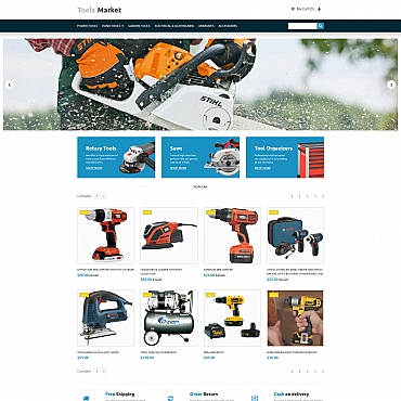 Template MotoCMS Ecommerce Templates #58483
