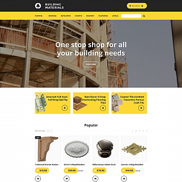 Website Template № 58484