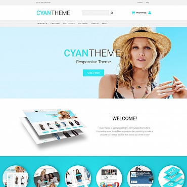 Website Template № 58485