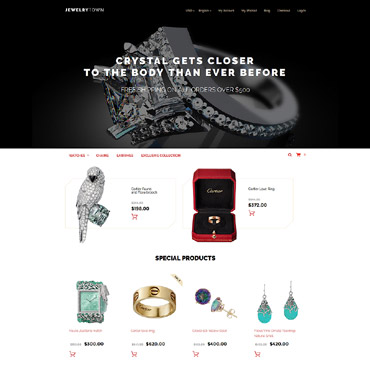 Website Template № 58504