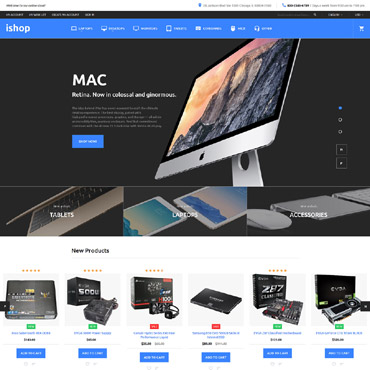Website Template № 58509