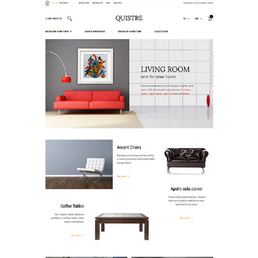Website Template № 58511