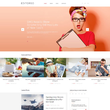 Website Template № 58513