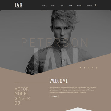 Website Template № 58526